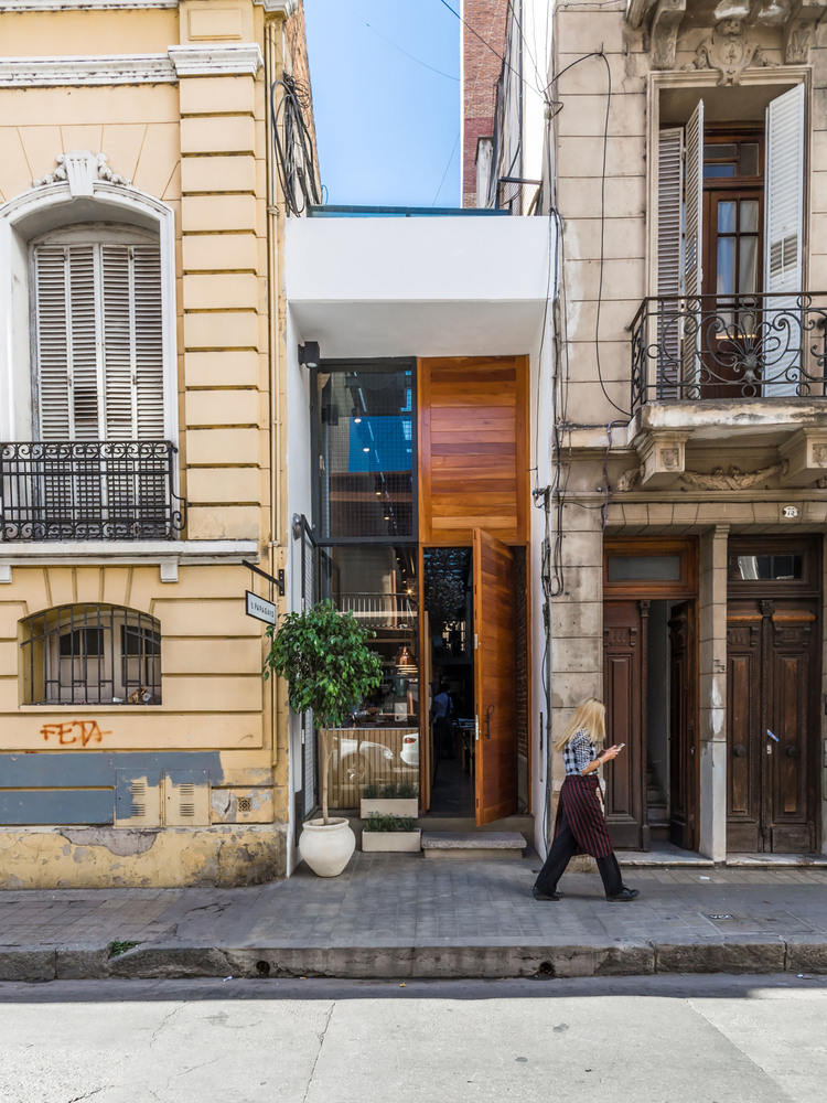 couloir restaurants