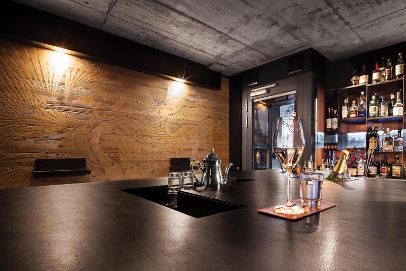 bar ambiance décoration