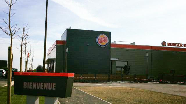 burger king saint nazaire