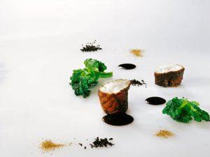 dressage gastronomique