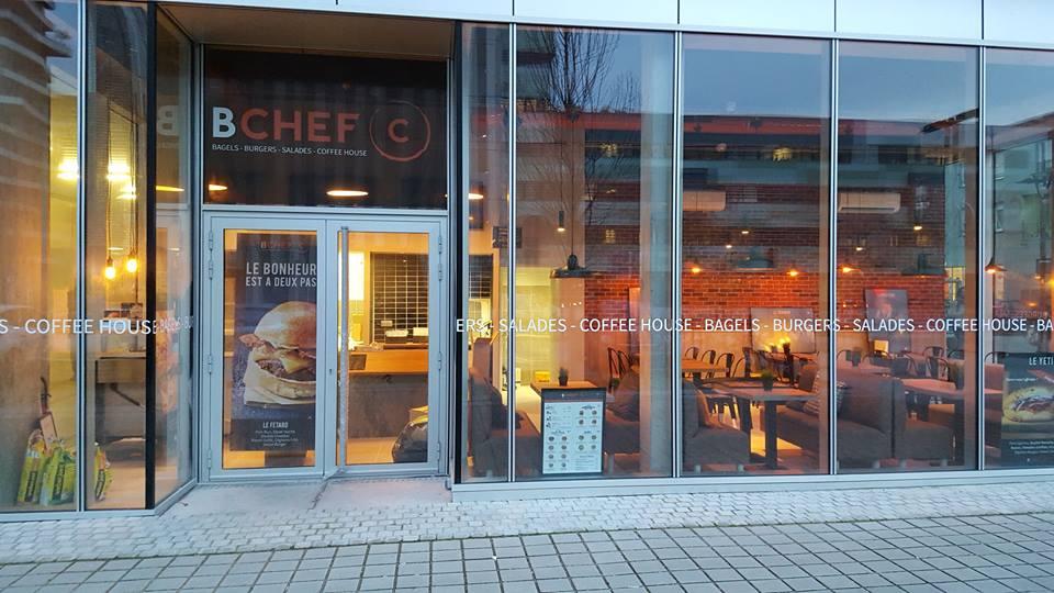 Bagel chef ouvre son restaurant nantes reso 44 le blog - Le loft nantes tarif ...