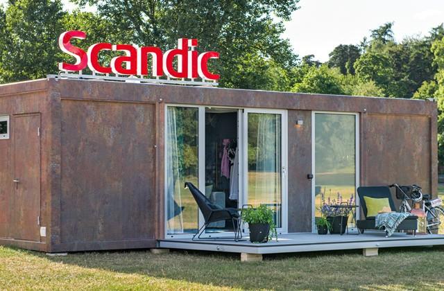scandic to go
