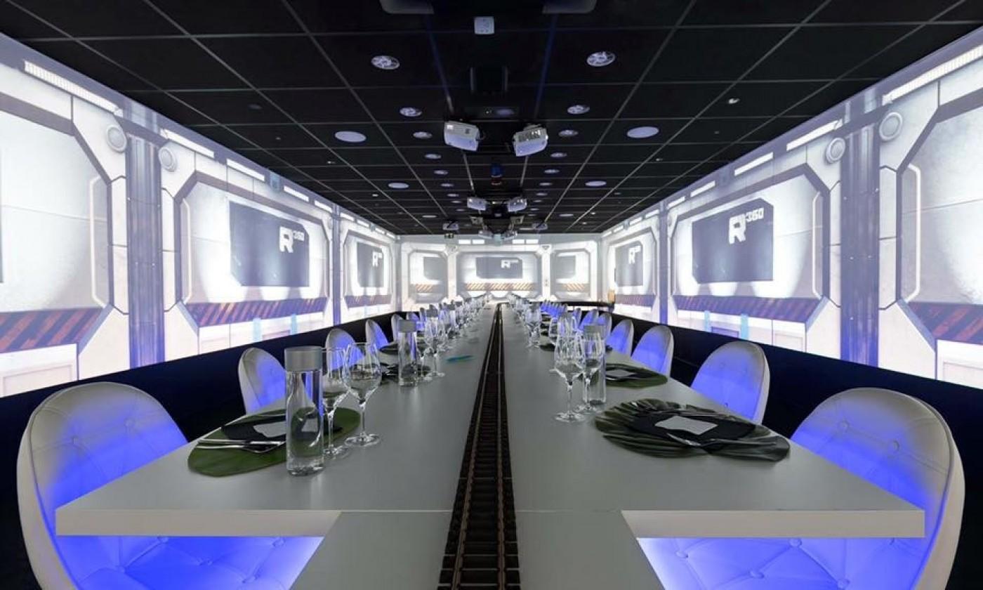 Studio 887 d nez en immersion vid o 360 for Restaurant la cuisine limoges
