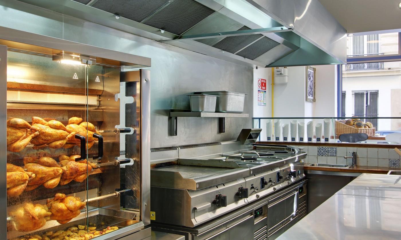 Poulet poulette fast food gastronomique paris reso - Blog cuisine gastronomique ...