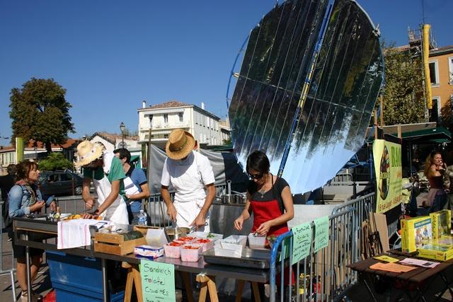 restaurant solaire marseille