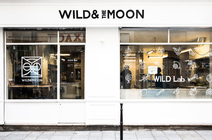 restaurant cantine wild and the moon