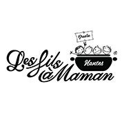 logo restaurant fils à maman