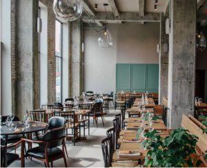 108 : le nouveau restaurant de René Redzepi à Copenhague