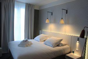 Chambre hôtel Brest