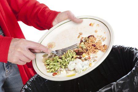 gaspillage alimentaire restaurant