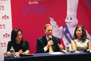 Un nouveau guide Michelin à Singapour !