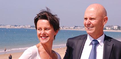 Anne et Jean-Pascal Phelippeau
