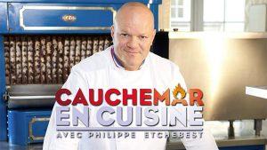 Cauchemar en Cuisine près de Cannes le 13 septembre