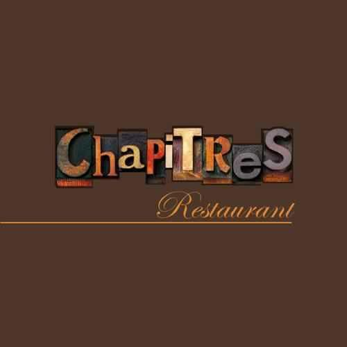 chapitres restaurant logo