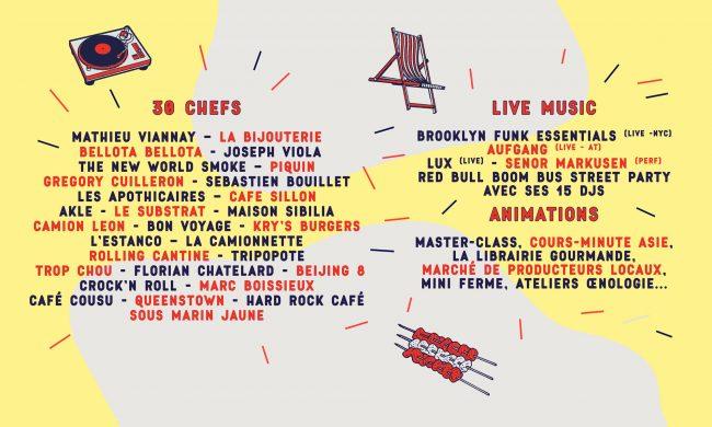programme lyon street food festival