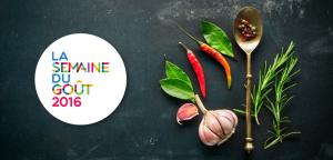 Semaine du goût 2016 : le programme de l'événement