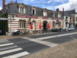 Nouvel adhérent chez Reso Val de Loire : le restaurant de l'3mbarcadère