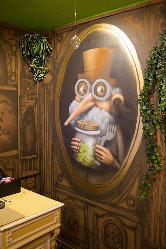 restaurant design nantes