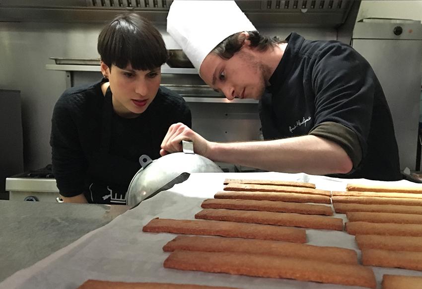 Food and you cours de cuisine lyon au coeur d 39 un for Cuisinez comme un chef