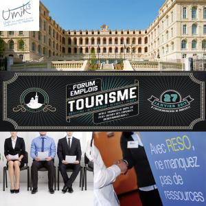 Forum emplois du tourisme à Marseille : Reso PACA y sera !