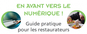 L'UMIH publie son guide du numérique en restauration