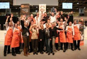 Trophée Masse : joutes culinaires