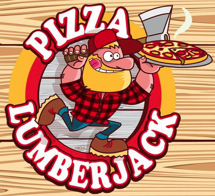 lumberjack pizza nantes