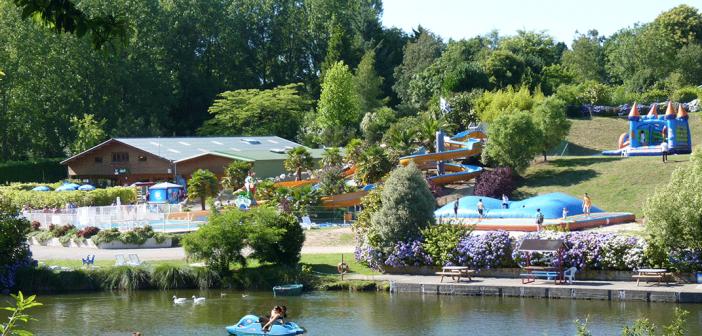 domaine de Bel Air, camping et parc de loisirs