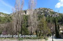 moulin géménos