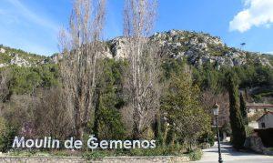 Le Moulin de Géménos d'hier à aujourd'hui