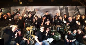 L'équipe de RESO85 pour le UK Tour au Puy du Fou