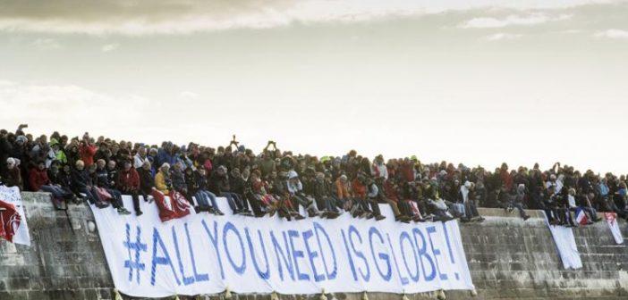 """""""All you need is globe"""" - Vendée Globe 2016/2017"""