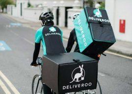 Deliveroo est arrivé à Tours !