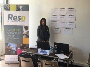 Reso Centre se mobilise pour l'emploi dans le bassin orléanais