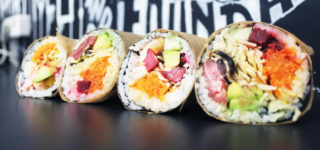 fuumi sushi burrito
