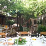 Moulin de Géménos restaurant