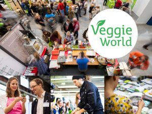 VeggieWorld Paris 2017