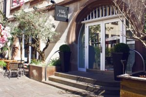 La Villa Casella, restaurant strasbourgeois aux saveurs italiennes.