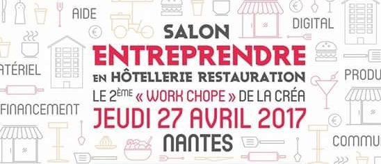 salon entreprendre hotellerie restauration nantes