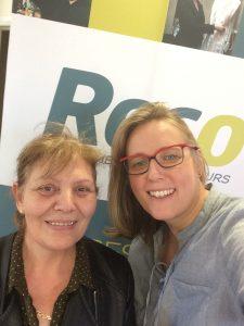 RESO 62-59 vous présente Martine, salariée en CDI temps partagé 35h