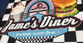 Restaurant Jame's Diner