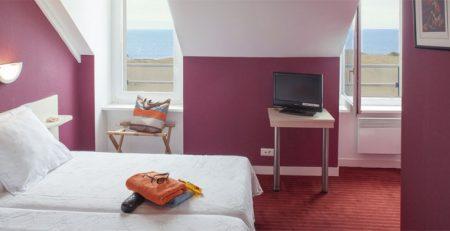 chambre hotel des dunes lesconil