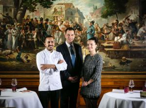 Franck Pelux (Top Chef 2017) nouveau chef du Crocodile à Strasbourg