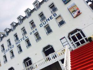 Le Grand Hôtel des Dunes, nouvel adhérent Reso 29