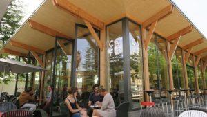 Île de Nantes : le Café de la Branche fait peau neuve !