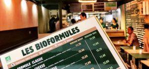 BioBurger : le fast food bio inaugure son premier restaurant franchisé