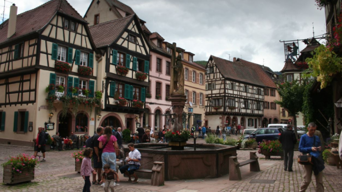 village préféré des français 2017