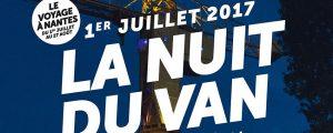 La Nuit du VAN 2017 : programme des festivités