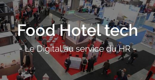 food hotel tech