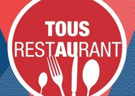 Tous au Restaurant 2017 : ouverture des inscriptions